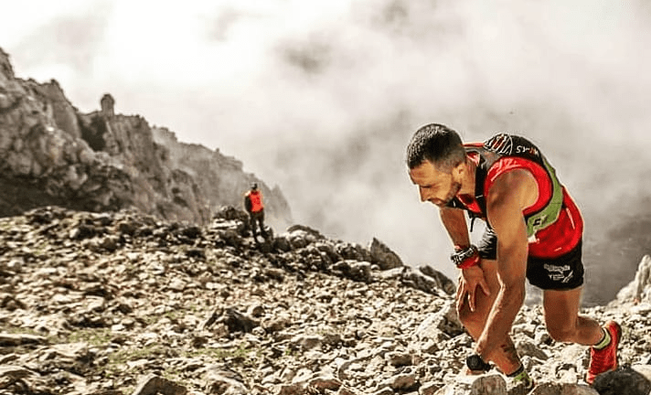 Pedro Lopez Eurafrica Trail 2018