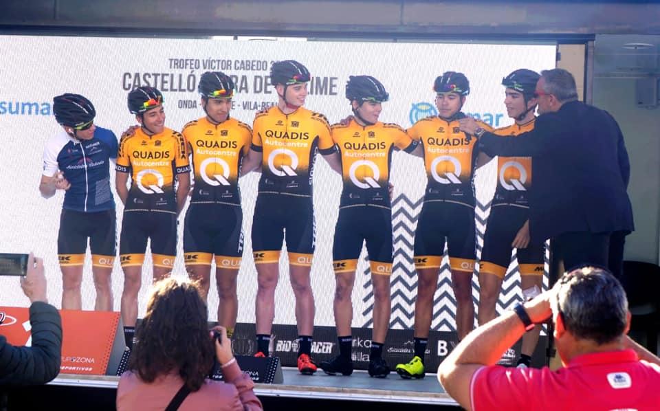 Campeonato españa junior ciclismo Bloovs