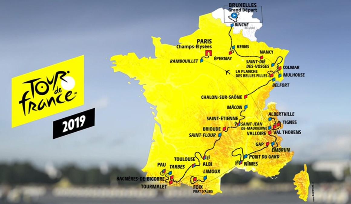 Tour de Francia 2019, llegan los alpes