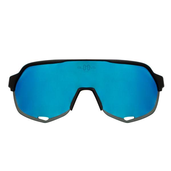Mortirolo Matte black blue